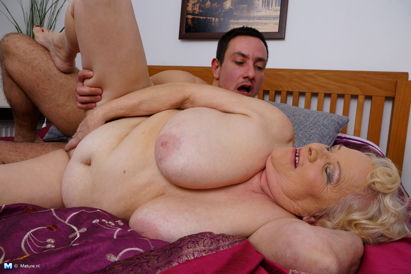 Big boobs nurse fucking