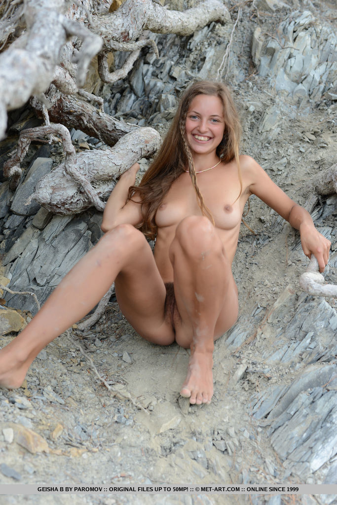 Hairy milf pussy hippie