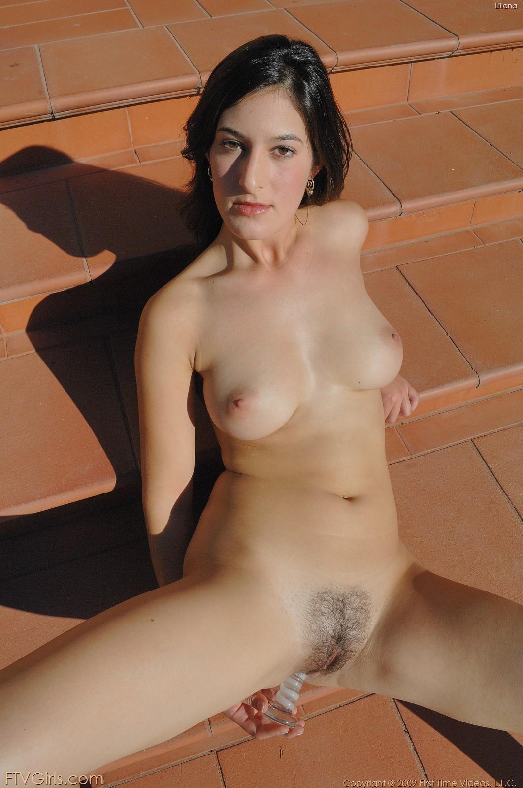 Liliana model pussy nude
