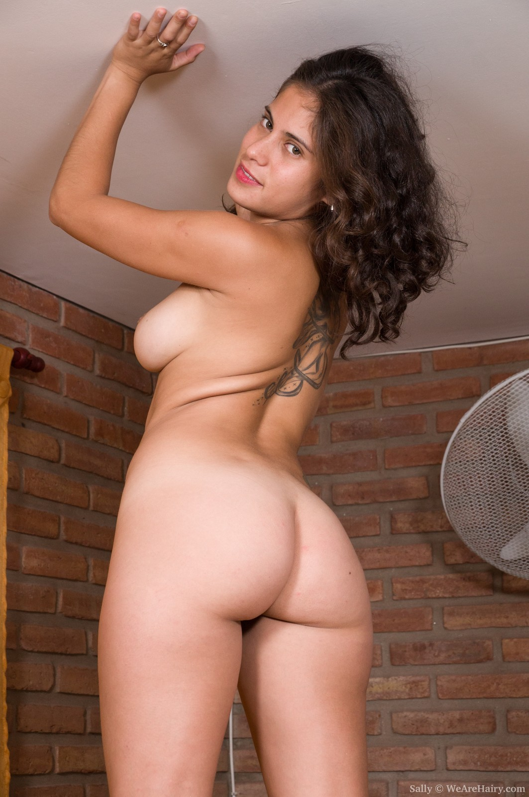 Naked woman beautiful latin