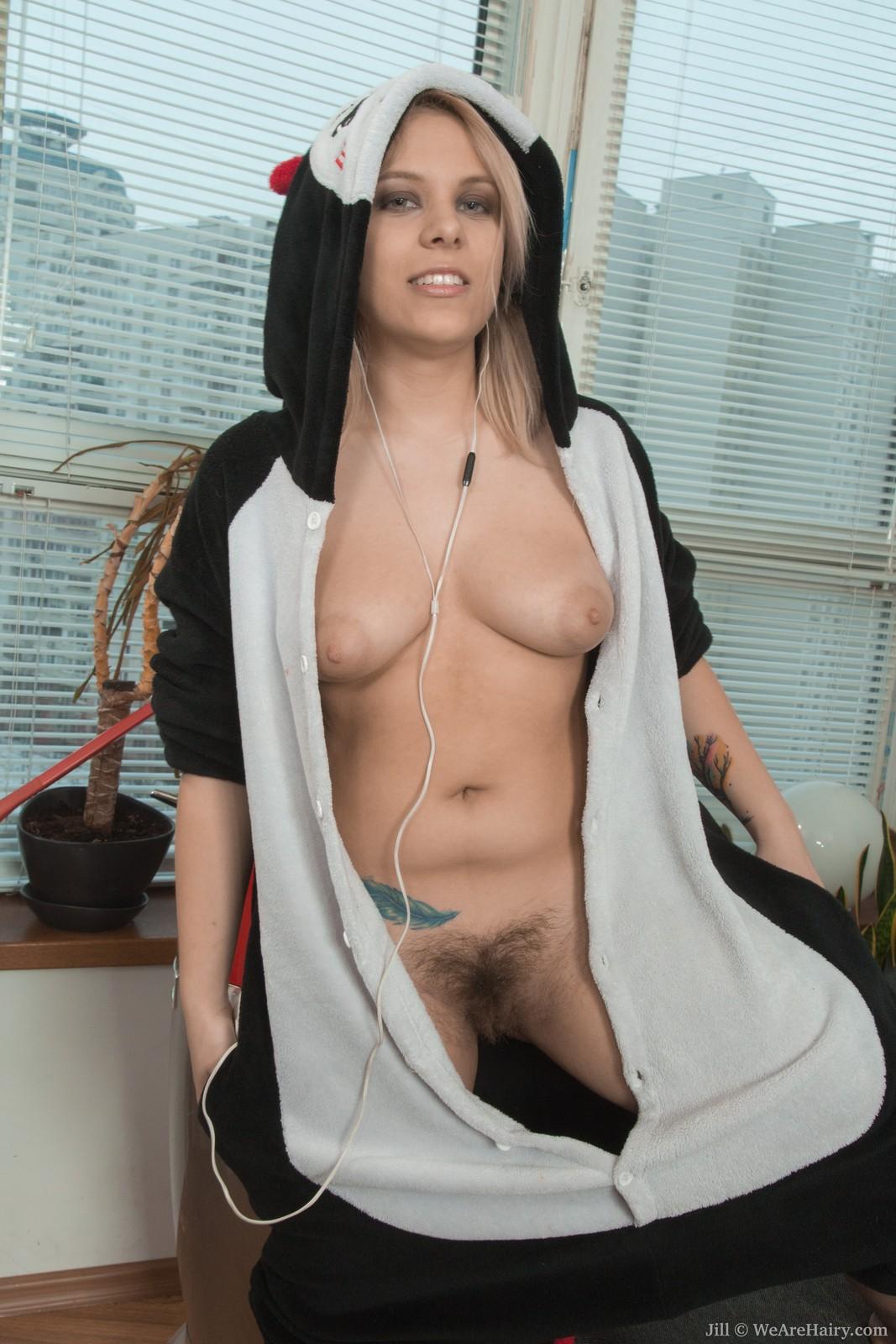 Pussy jill nude