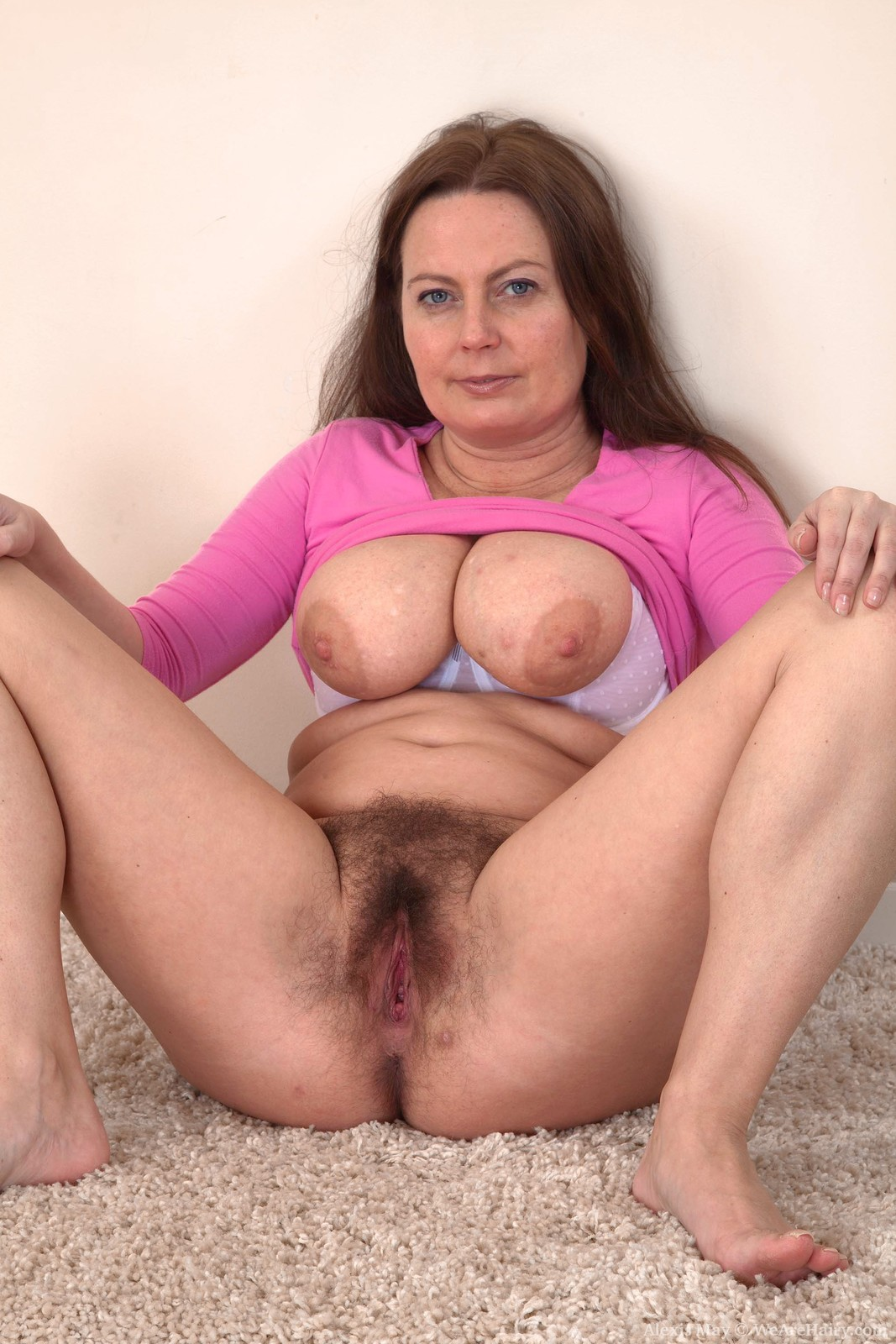 Are hairy milf we really